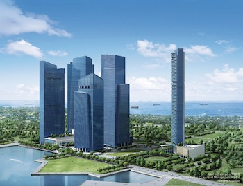 Servcorp - Singapore, Marina Bay Financial Centre Tower 2