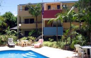 Swimming Pool 2-Bedroom Apartment 0 Sq.m. Mosman Beach Apartments