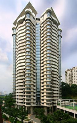 Main Picture 3-Bedroom Apartment 165 Sq.m. Sri Tiara Residences