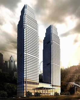 Regus - Chongqing, Yangtze River International Plaza