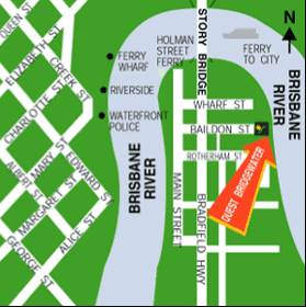 Location Map 3-Bedroom Apartment 0 Sq.m. Quest Bridgewater Serviced Apartments