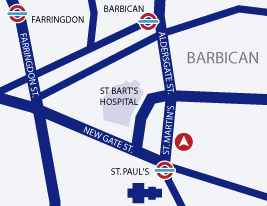 Location Map Serviced Offices Apartment 0 Sq.m. Abbey Business Centres Ltd