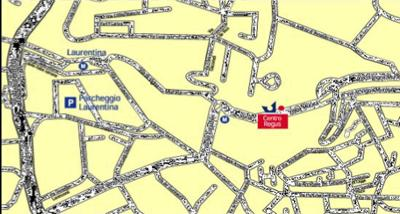 Location Map Serviced Offices Apartment 0 Sq.m. Rome Via di Vigna Murata