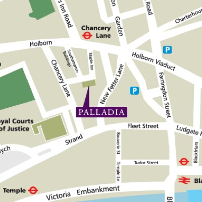 Location Map Serviced Offices Apartment 0 Sq.m. Central Court