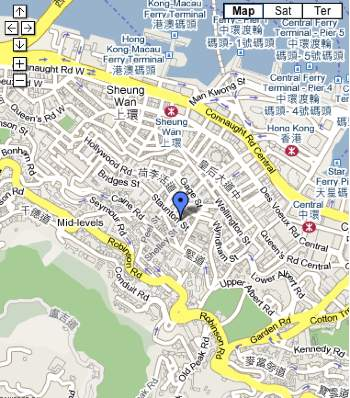 Location Map 1-Bedroom Apartment  Sq.ft. Shama Central