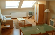 Apartment 34 –Rue Breydel 1040 Brussels- 1 bedroom with double bed- Convertible sofa in the living room- Shower- Large kitchen- 2 bedrooms with double bed- Bath with shower This  one-bedroom service