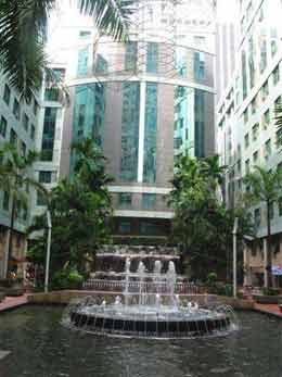 Kuala Lumpur Office Space for 5 Persons in City Centre