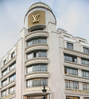 Louis Vuitton Building, Paris