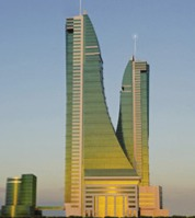 Servcorp - Bahrain Financial Harbour