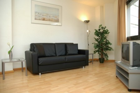 Both 1 and 2 bedroom apartments are available, each with its own charm, having a surface of 55 square metres and all located in the same building, with our offices/reception on the ground floor. This