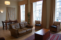 This  three furnished apartment is 100 sq.m and is located . The apartment has 1 bathroom. The minimum length of stay for this apartment is 1 Night(s).