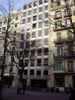 Barcelona Offices City Centre