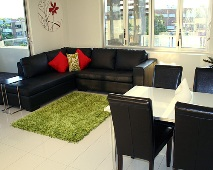 These Brisbane serviced apartments provide you with a luxurious home away from home, where you can enjoy a fully self contained two or three bedroom apartment. You will sleep on a pillow top latex mat