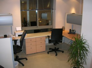 Amman Office Space for 1 Person in City Centre