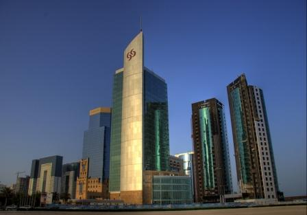 Commercial Bank Plaza, Qatar