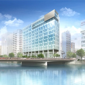 Fukuoka, Aqua Hakata
