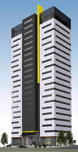 The Nomad Offices * Gemadept Tower (HCMC Vietnam)