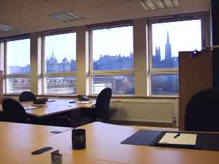 Edinburgh Office Space for 7 Persons in City Centre