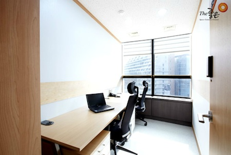 Office Space for 2 Persons in City Centre