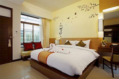 "A2 Resort, Phuket is a brand new ""pool access"" rooms in Phuket. Like its sister hotel – The ACCESS Resort & Villas, A2 Resort concept remains very much alike but has a modern contemporary touch."
