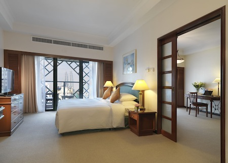 Ambassador Row Serviced Suite By Lanson Place