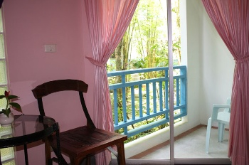 Balcony Studio Apartment 28 Sq.m. Andatel Patong Phuket