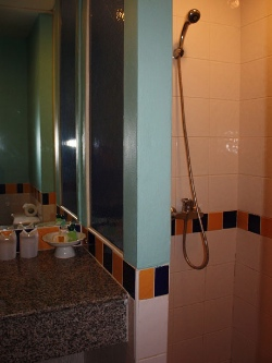 Bathroom Studio Apartment 28 Sq.m. Andatel Patong Phuket