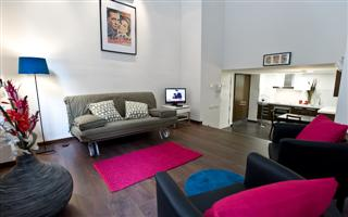 Sol Residence D Apartments AA