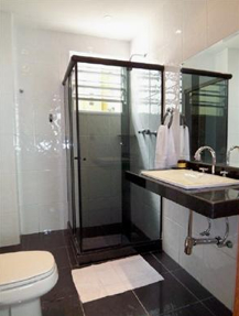 Shower Room 3-Bedroom Apartment 125 Sq.m. Apartment BRAZIL