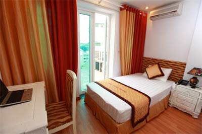 Standard Room Studio Apartment 25 Sq.m. Asia Star Hotel