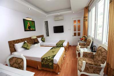 Hanoi has become a major commercial hub in South East Asia. People now want luxury serviced accommodation and they can find that at Asia Star Hotel. The apartment hotel has everything to suite the tas
