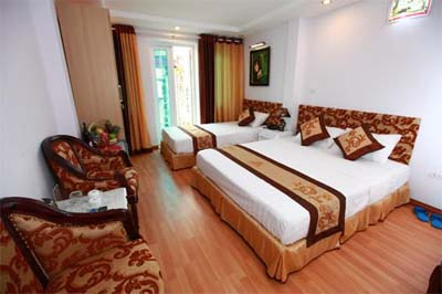 Family Room Studio Apartment 35 Sq.m. Asia Star Hotel