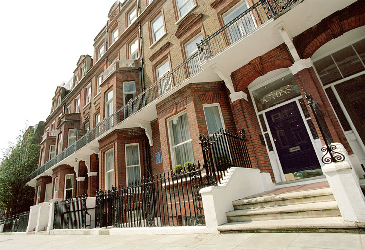 Exterior Studio Apartment 33 Sq.m. Astons Apartments London