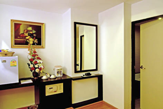 Room Accessories Studio Apartment 35 Sq.m. Atrium Boutique Hotel