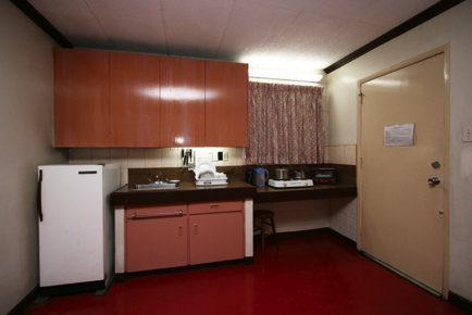 Kitchen Studio Apartment 32 Sq.m. Broadway Court