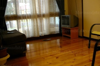 Living Room 2-Bedroom Apartment 45 Sq.m. Central City Accommodation - Melbourne Western Suburbs (Albanvale)