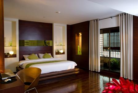 Presidential Suite Bedrooms