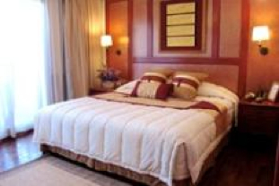 Studio Executive Suite (Garden Wing) Bedrooms
