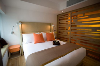Bedroom 2 1-Bedroom Apartment 98 Sq.m. CHI Residences 120 (Pet Friendly)