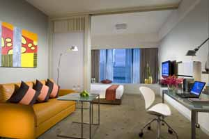 Stylish, modern and compatible with the fashionable lifestyle of the international traveller, these Singapore service apartments is ideal for those who want to have a unique blend of prime serviced re