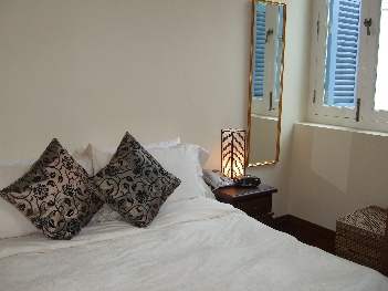 Bedroom 1-Bedroom Apartment  Sq.ft. Citystate Serviced Apartment