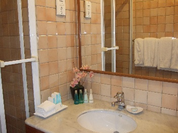 Bathroom 1-Bedroom Apartment  Sq.ft. Citystate Serviced Apartment