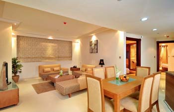 Clover Creek Hotel Apartment Dubai