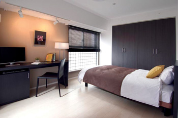 CONCIERIA Azabu Juban offers fully furnished apartments for the short or long stay traveller. If hotel life is a little too busy or intrusive for you, then you will love these new private apartments e