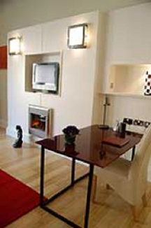 Lounge 2-Bedroom Apartment 0 Sq.m. Dreamhouse Apartments, Edinburgh