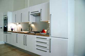 Fully Equipped Kitchen  2-Bedroom Apartment 0 Sq.m. Dreamhouse Apartments, Edinburgh