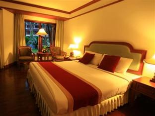 Felix River Kwai Resort a five star resort in Kanchanaburi. Two hours from Bangkok, the resort sits on 118 Rai or 20 Hectares plot of pristine riverfront land adjacent to the famous Bridge On The Rive