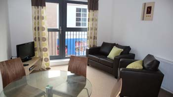 A selection of One Bedroom Apartments in central Swindon. There is a communal lift to all floors and the apartments are within easy reach of both the train and bus station as well as a wide selection
