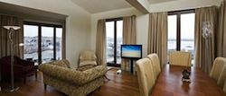 The Galateia Residence is a fantastic place that offers deluxe personal services at the comfort of home.	    This  one-bedroom serviced apartment is 87 sq.m ,  and can sleep 2 people maximum.  The apa