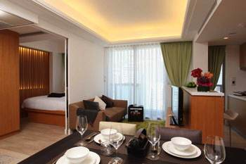 GARDENEast Serviced Apartments